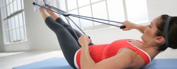 Basic pilates exercises for the beginner